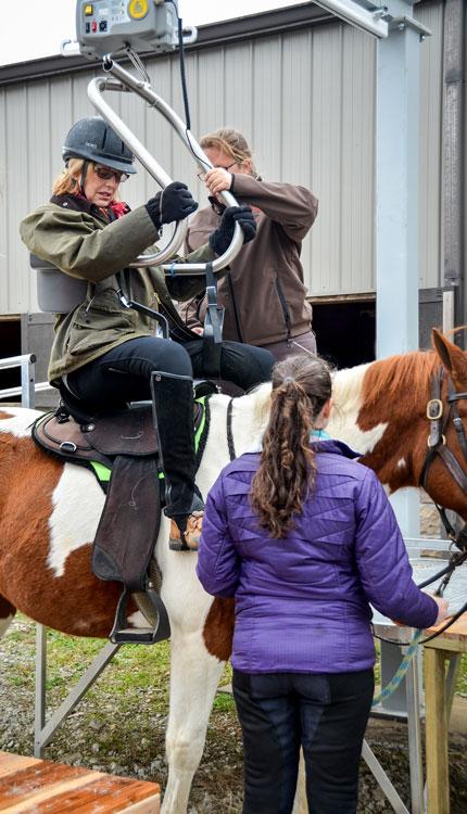 Trinity Farm - Therapeutic Horseback Riding